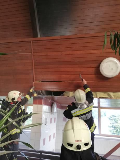 Tűzvédelmi szabványossági felülvizsgálat: Kigyulladt egy fürdő!