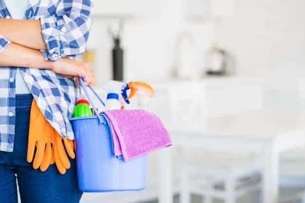 Mivel takarítsak otthon?